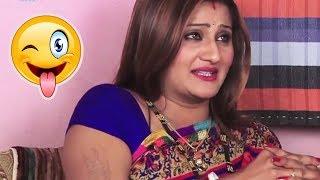 खाने में ज़हर - Husband Wife Funny Video | Hindi Jokes Videos