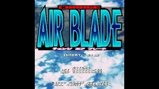 Change Air Blade (XH 10ix) 1999 Sammy Mame Retro Arcade Games