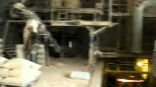 видео Мел молотый сепарированный ММС-2