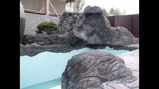 видео Канделябр из камня