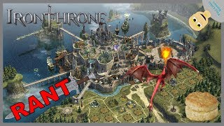 Iron Throne Android Gameplay RANT (Strategy)