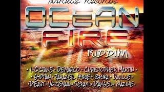 OCEAN FIRE RIDDIM MIX FT. DEMARCO, I-OCTANE, GYPTIAN, D