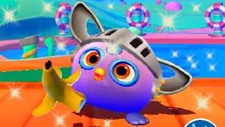 ферби Коннект #4 Furby Connect World Ищем Ферби друзей мультик игра видео детей виртуальный питомец