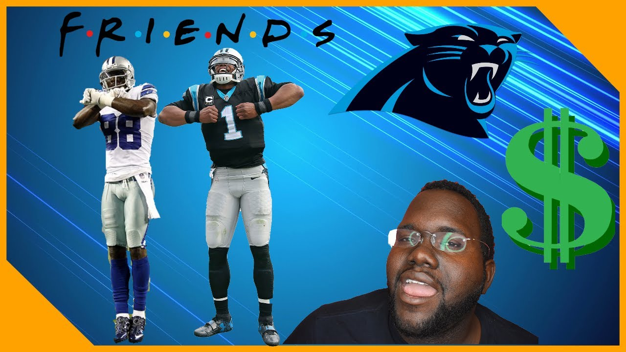 Should The Carolina Panthers Sign Dez Bryant Can They Fit Him Under The Cap Space Lcameratv