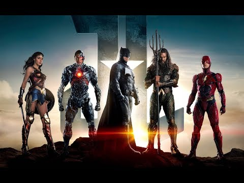 Фильмы DC 2017-го года. - Видео онлайн