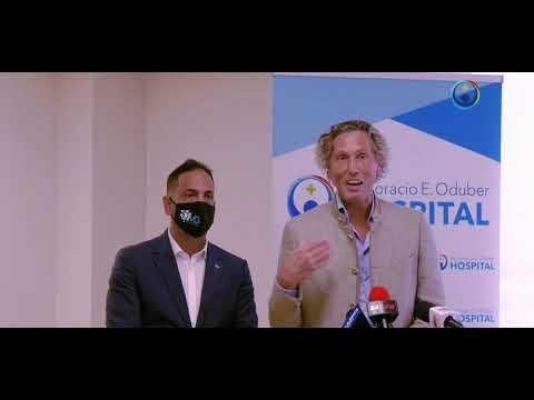 Video: E vacunacion contra Covid19 na hospital Horacio Oduber