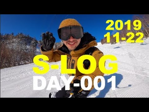 Sapporo Kokusai Season Opening! S-LOG Day-001 2020
