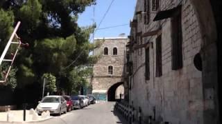 Армянский квартал(Армянский квартал, расположенный в юго-западной части Старого Города, занимает около одной шестой его терр..., 2014-09-15T14:23:32.000Z)