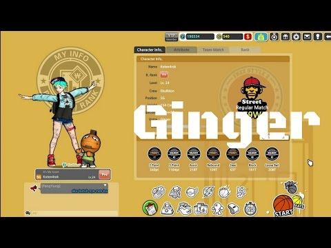 Freestyle2: Street Basketball Part 5 - Ginger เล็กพริกขี้หนู