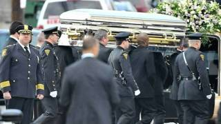 Repeat youtube video Whitney Houston's Funeral Photos - 02/18/2012
