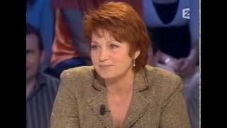 Véronique Genest - On n'est pas couché 3 février 2007 #ONPC