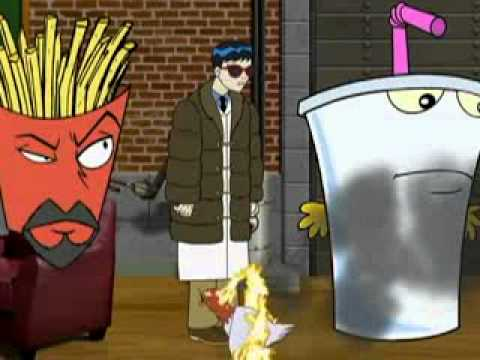 Youtube Aqua Teen 55