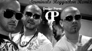 Tony DIze Ft Wisin y Yandel Terminalo Reggaeton Remix