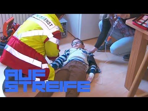 6 Jhriger unter Dr*gen: Bse berraschung im Schoko-Ei! | Auf Streife | SAT.1 TV