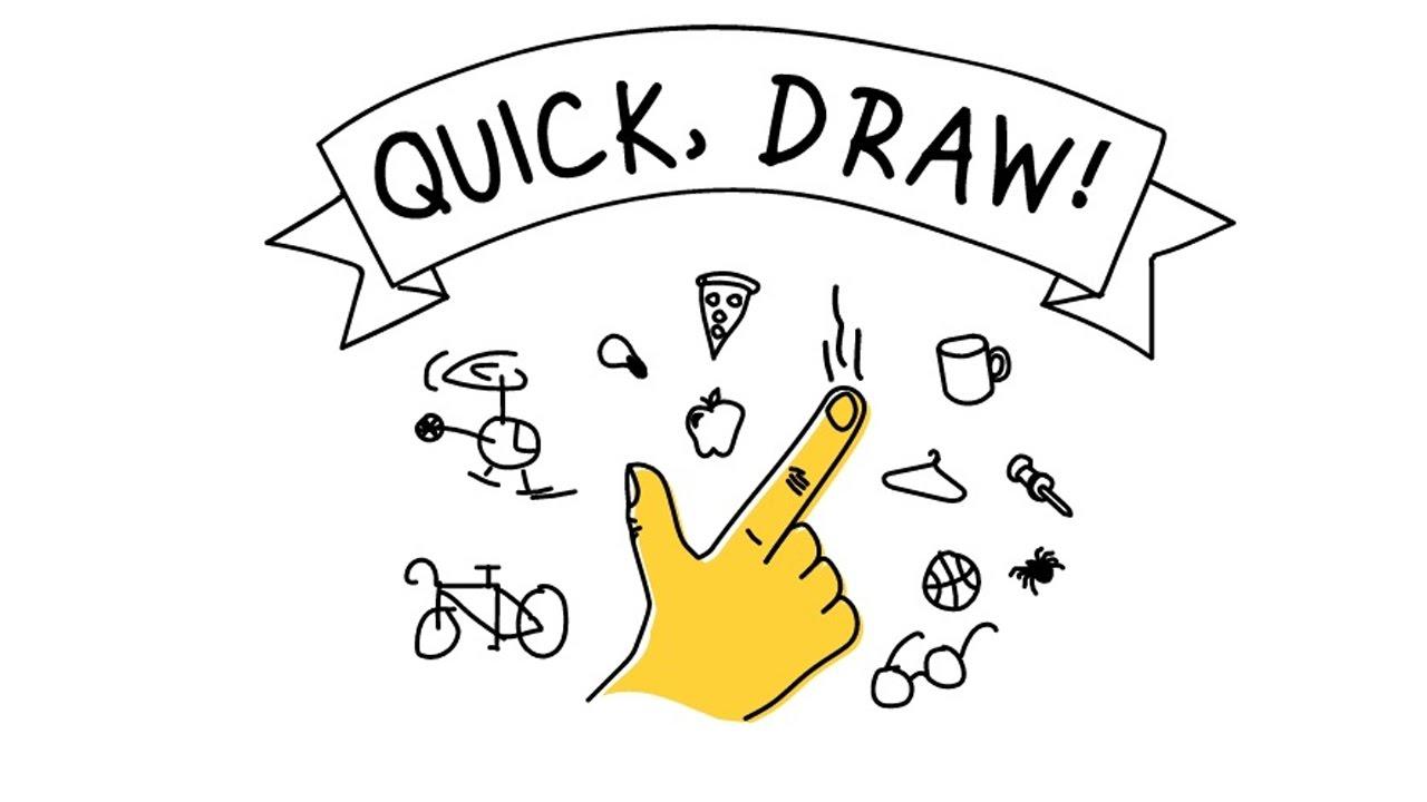Quick Draw Mais Esperto Youtube