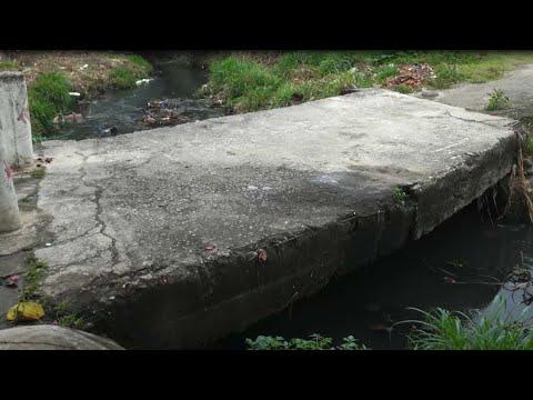 Alerta: Ponte pode desabar em São Gonçalo