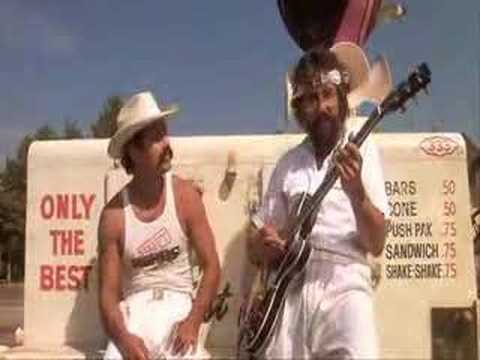 Cheech and Chong: save the whales