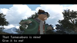 (PCSX2) Naruto Uzumaki Chronicles Walkthrough Part 4 Choji Boss Battle (720p)