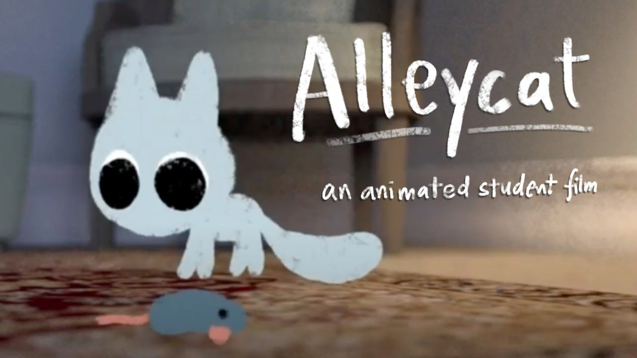 Download Alleycat | 2D Animated Short Film