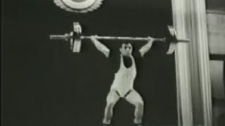 1962 World and European Weightlifting Championships, 56 kg class.