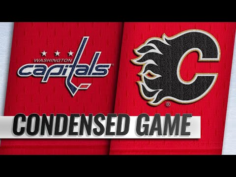 10/27/18 Condensed Game: Capitals @ Flames