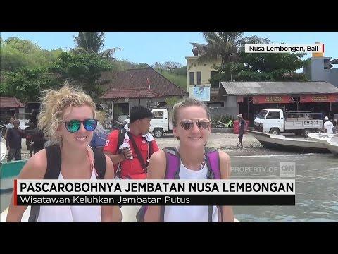 Dampak Putus Jembatan, Wisatawan Keluhkan Biaya Sewa Boat Untuk Menyeberang Mp3