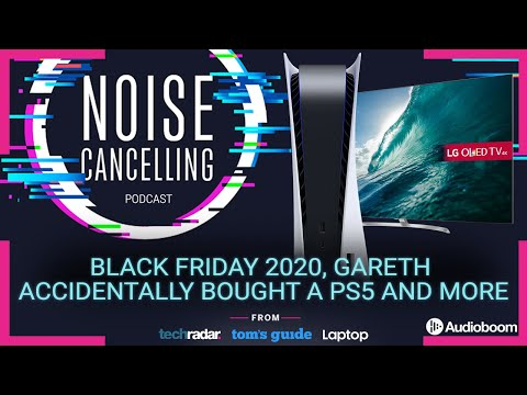 Black Friday 2020, Gareth gets sad and the Galaxy Note could be dead | Noise Cancelling Podcast