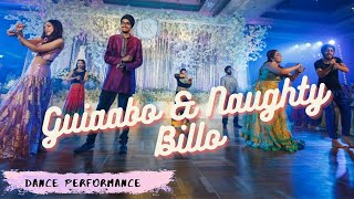 Guiaabo & Naughty Billo || Indian Dance Performance