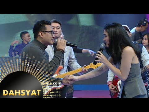 Duet Keren Dygta Feat Giselle 'Cinta Rahasia' [Dahsyat] [6 Jan 2016]