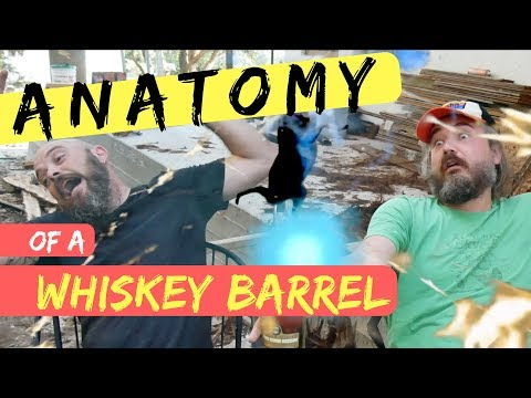 Anatomy of a Whiskey Barrel