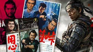Come Ghost of Tsushima si ispira al cinema giapponese