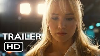Joy Official Trailer #2 (2015) Jennifer Lawrence, Bradley Cooper Drama Movie HD