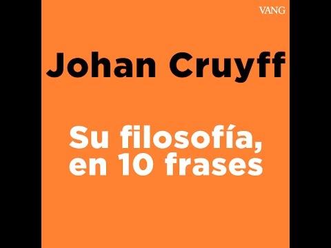Las Mejores Frases De Johan Cruyff
