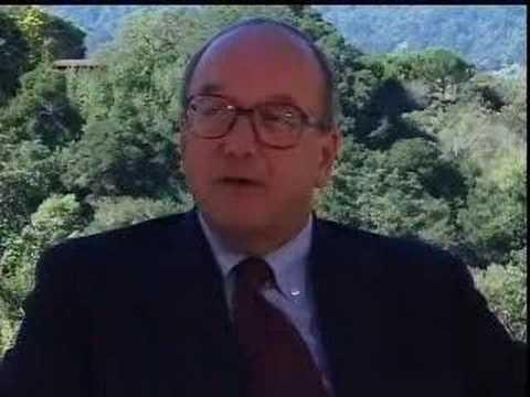Tau VIP: Lew Platt, Cornell