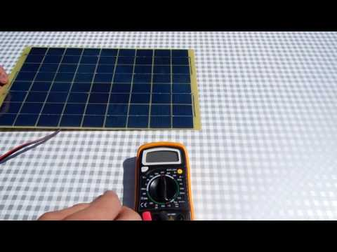 Solar panel review Eco worthy 10W Aliexpress Ebay