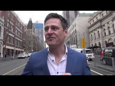 Adam Dunning on Melbourne Trams_August 2015
