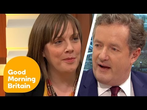 Piers Debates Sexism With Labour MP Jess Phillips | Good Morning Britain