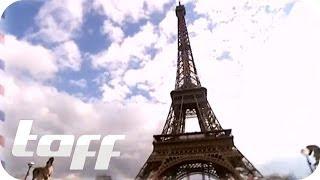 Wohnungscheck: Leben im teuren Paris   taff