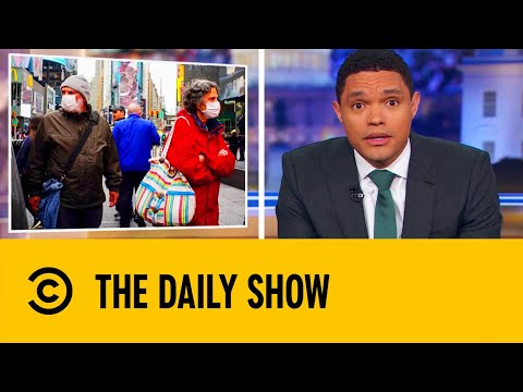 How The Coronavirus Has Affected The U.S. Election | The Daily Show With Trevor Noah