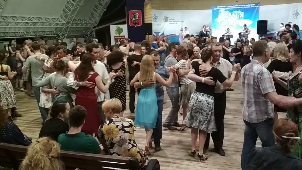 Танцплощадки в парках Москвы сезонные и круглогодично действующие ... | 720x1280