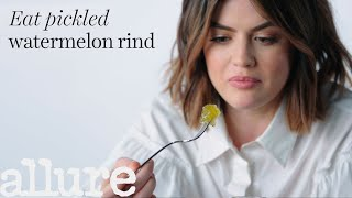 Lucy Hale Tries 9 Things She