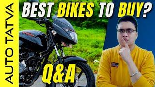 Commuter Bikes (100 cc - 125 cc Bikes ) & Scooters Q&A   Hindi   Auto Tatva