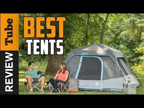 ✅ Tent: Best Instant Tent 2020 (Buying Guide)