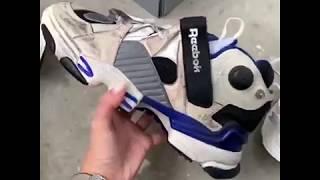Смотреть видео Reebok (обзор кроссовок). Где купить кроссовки в Москве? онлайн