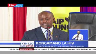 Kongamano la HIV lafanyika, Nairobi kujadili mikakati ya kupambana na virusi katika kaunti zote