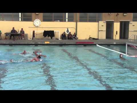 Santiago vs South Pasadena  2013 Finals of South Bay Water Polo Tourny