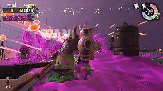 ドスコイ!後ろ!後ろ!! #NintendoSwitch #Splatoon2 #スプラ2 #スプ...