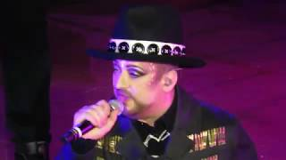 Boy George and Culture Club - Let Somebody Love You - 7/27/18 - Wang Center - Boston