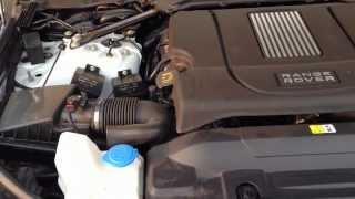 Range Rover IV дизель 4,4 двигатель работа(via YouTube Capture., 2013-08-30T04:59:23.000Z)