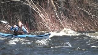 Nigel Dennis Kayaks Pilgrim Expedition Sea Kayak Review